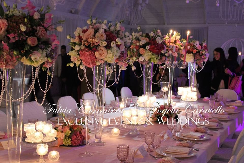 Fulvia Casamirra & Angela Caravello Exclusive Wedding & Events