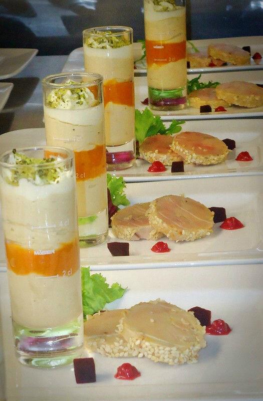 Beispiel: Gansl-Mousse, Foto: Hotel Restaurant Knappenstöckl.