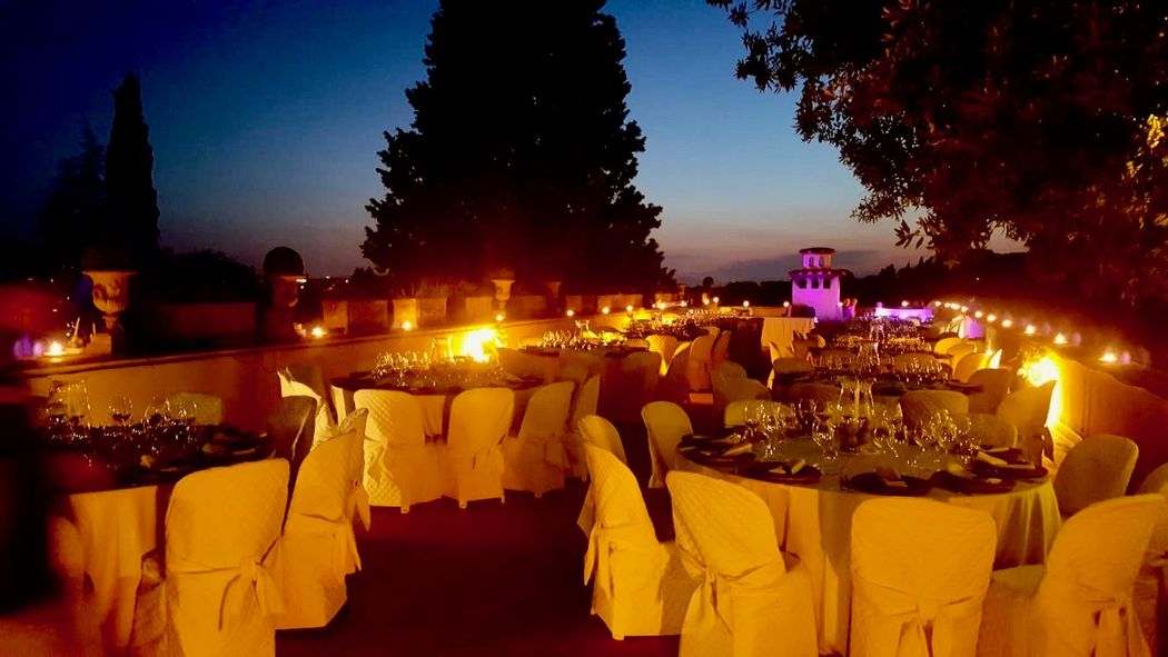 Le Cirque Firenze  Catering