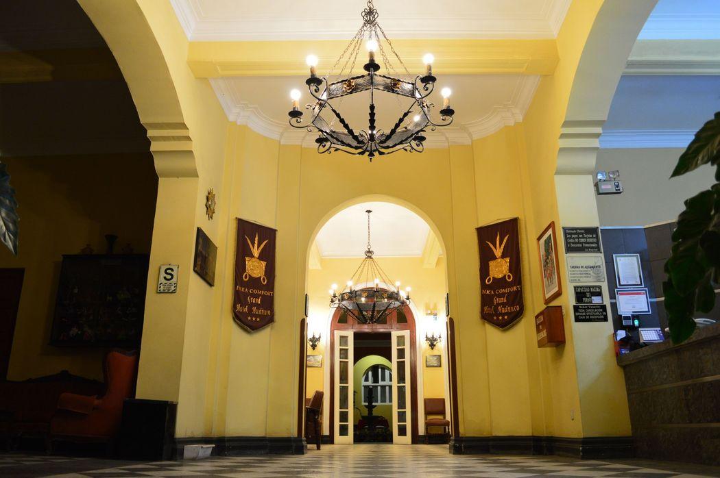 Grand Hotel Huánuco