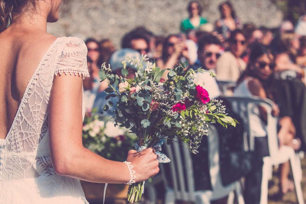 Pomme d'Amour - Photographe et vidéaste Mariage