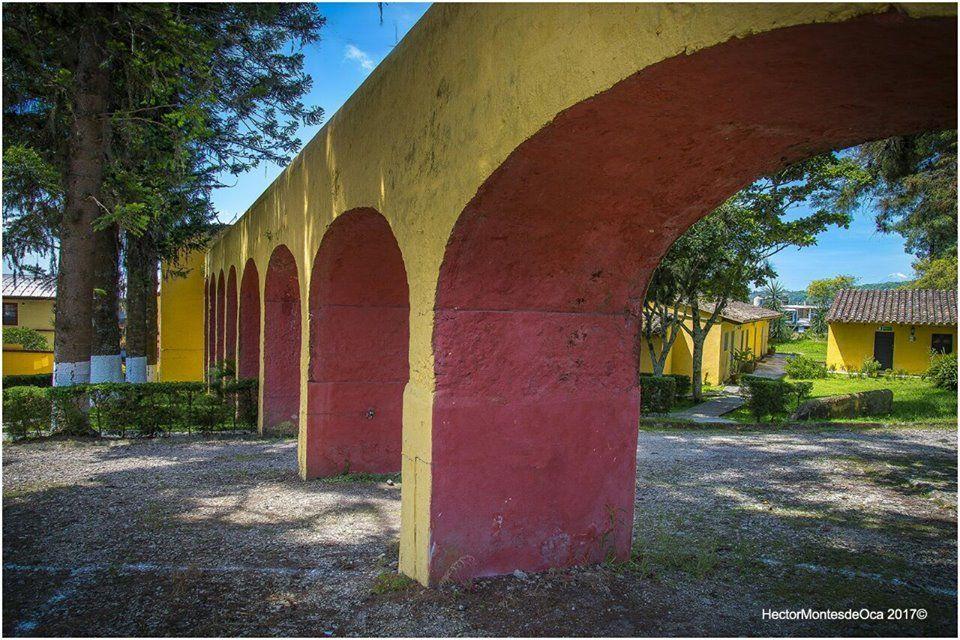 Ex-Hacienda de Lucas Martín