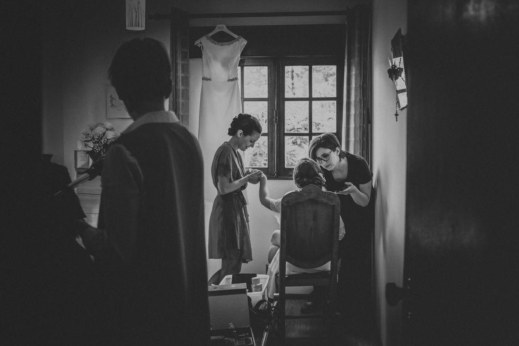 Noiva: Vânia Alves Maquilhagem: Fiu Criativo Makeover Fotografia: Feel Creations
