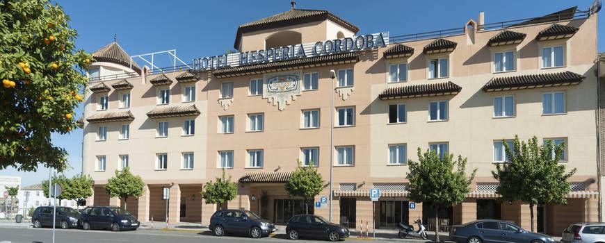 Fachada NH Córdoba Guadalquivir (antes Hesperia)