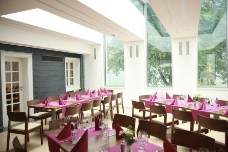 Raum Pantholz im Restaurant
