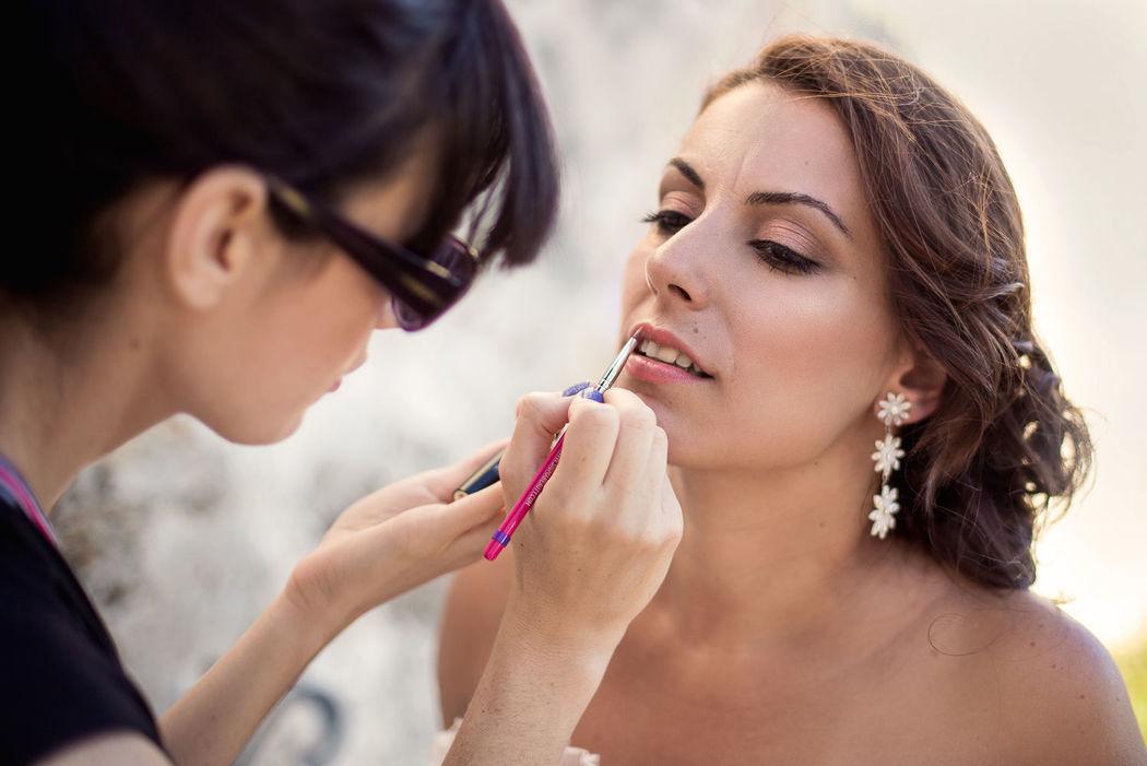 Maquillaje postboda playa. Nuria Villa · Makeup Studio