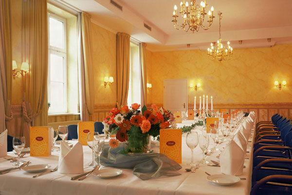 Beispiel: Dorotheensaal, Foto: Romantik Hotel Dorotheenhof.