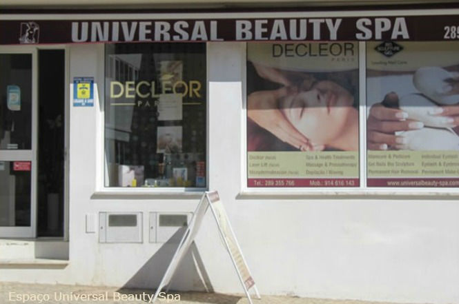 Universal Beauty Spa e Estética