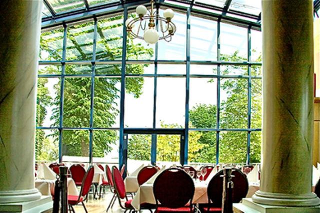 Beispiel: Innenraum - Wintergarten, Foto: Casa Italiana Da Alberto.