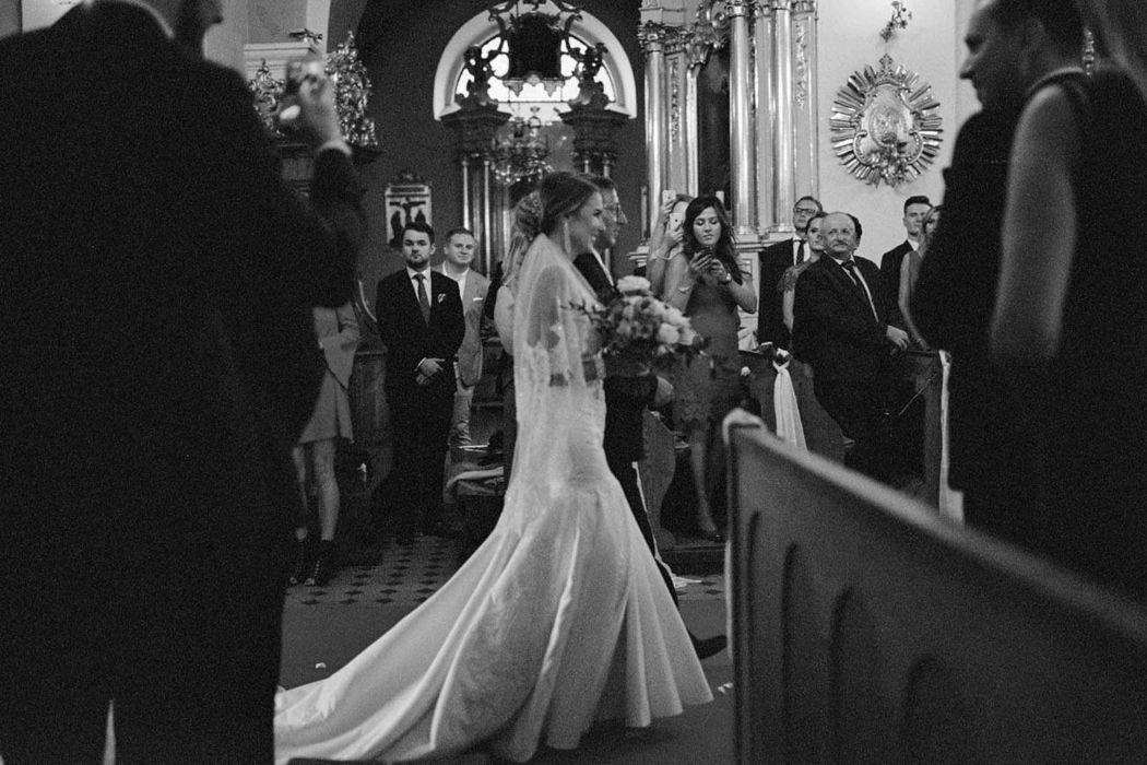 Magda Warchoł wedding consultant & designer