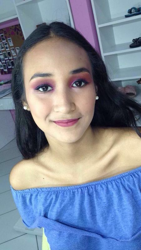 Andrea Pereyra Make Up