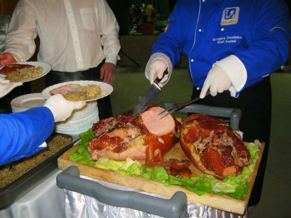 ABSURD Kulinaria weselna