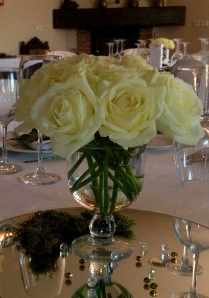 decoración banquete