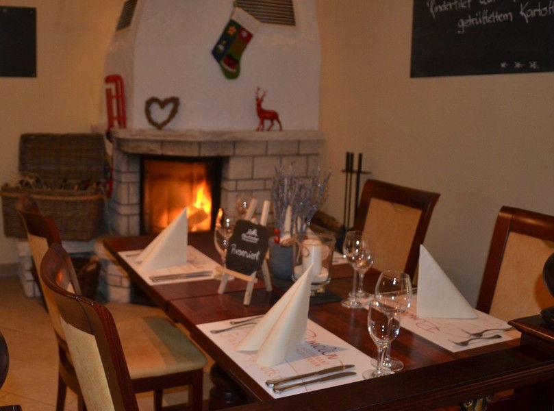 Beispiel: Restaurant, Foto: Rimelin Restaurant.