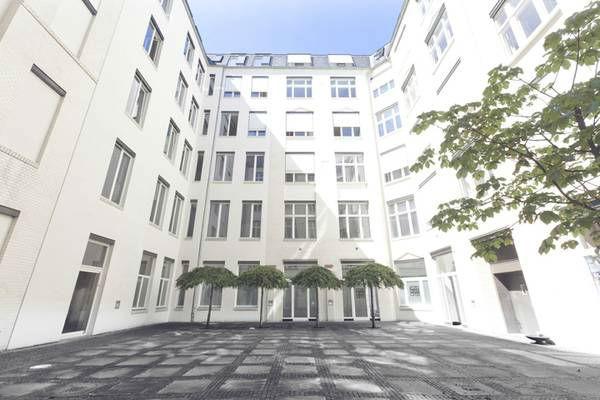 Beispiel: Innenhof, Foto: Kunztschule/Eventlocation.