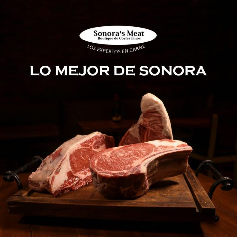 Sonora's Meat Mérida