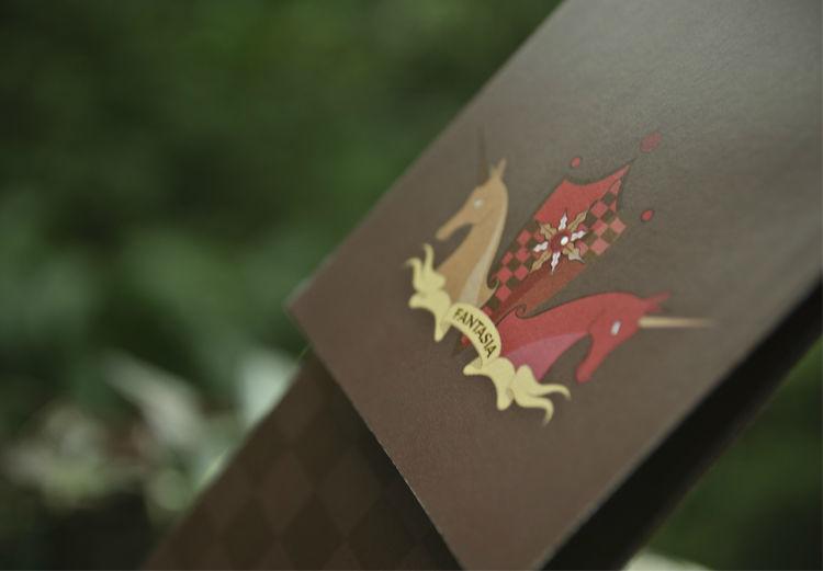 Convites criativos - 15 anos / Envelope