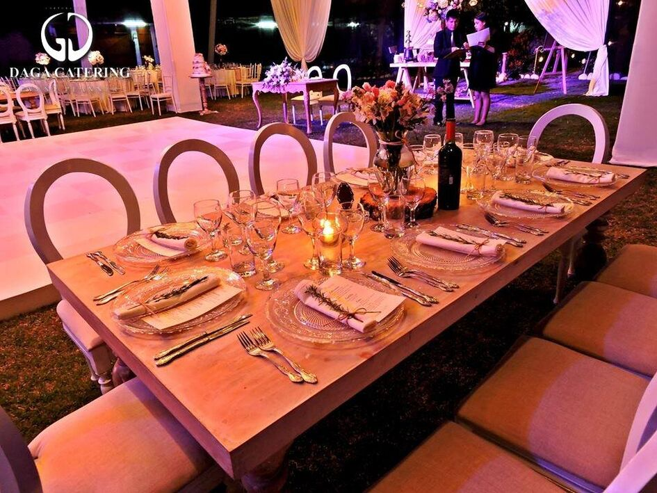 Catering Eventos Daga