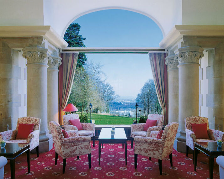 Beispiel: Panoramablick, Foto: Villa Rothschild.