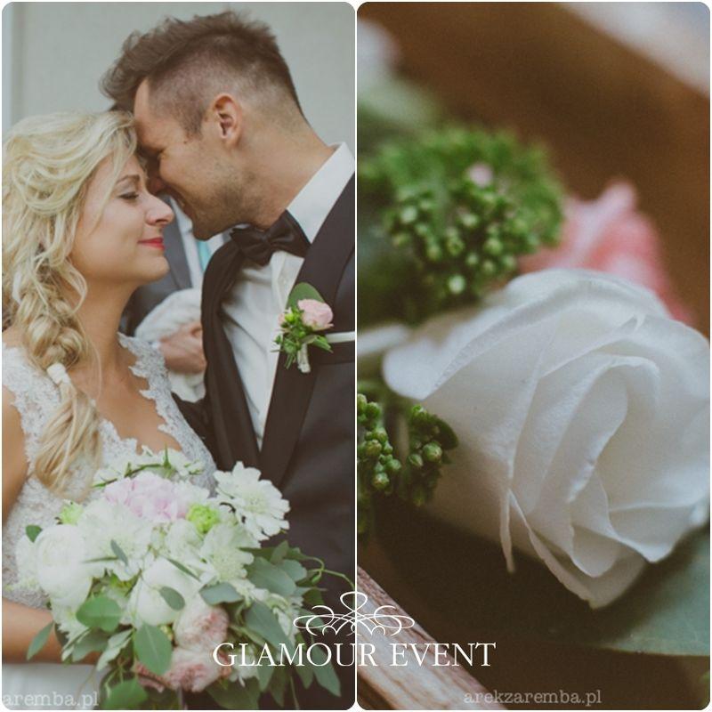 Romantyczny ślub w stylu vintage fot. Arek Zaremba
