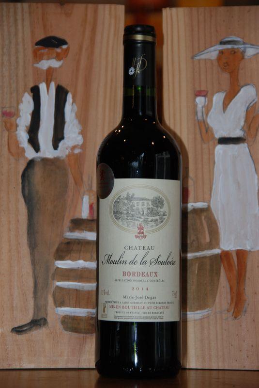 Le Bordeaux incontournable, Moulin de la Souloire