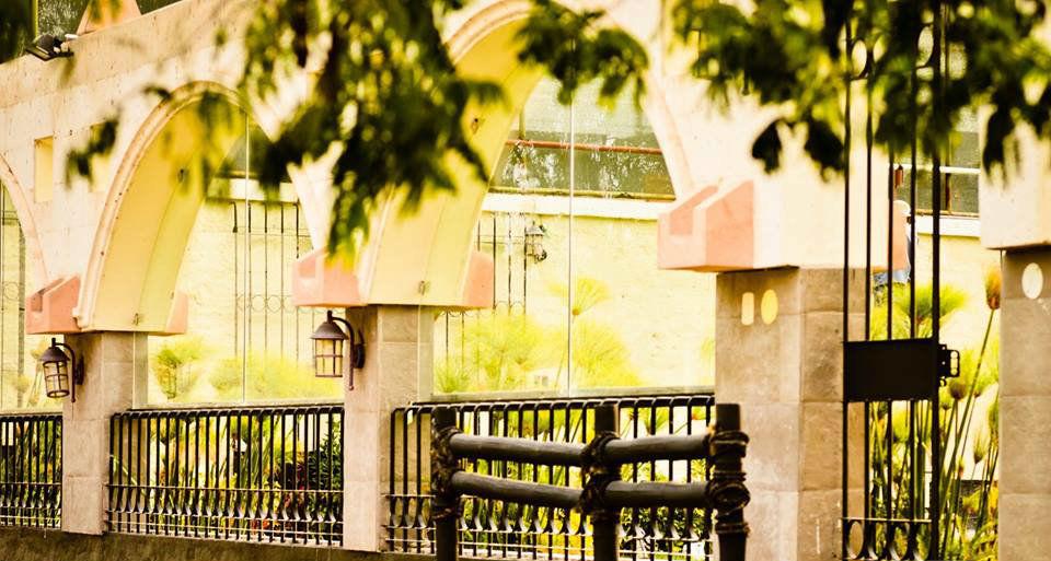 Jardín Secreto Yanahuara