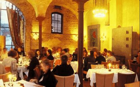 Beispiel: Gesellschaft, Foto: Restaurant Basil.