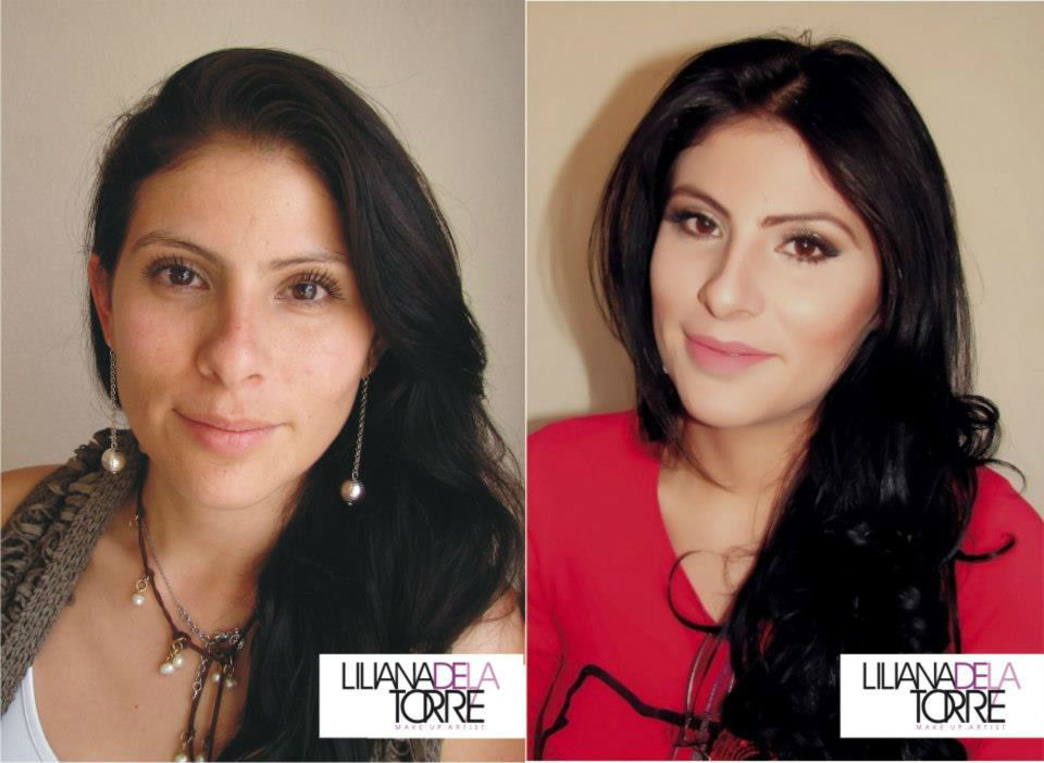 Maquillaje Liliana de la Torre