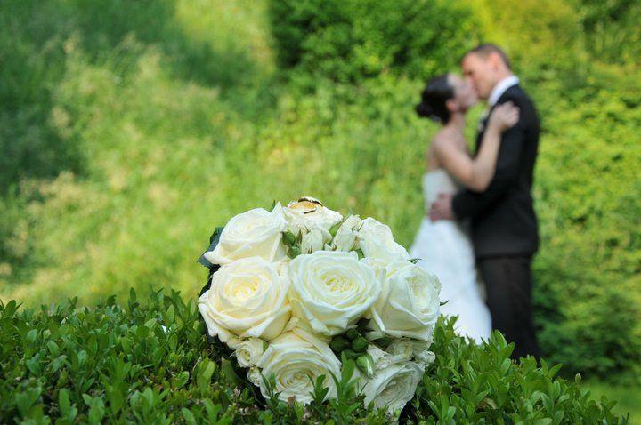 Beispiel: Hochzeit auf der Burg, Foto: Burg Wernberg.
