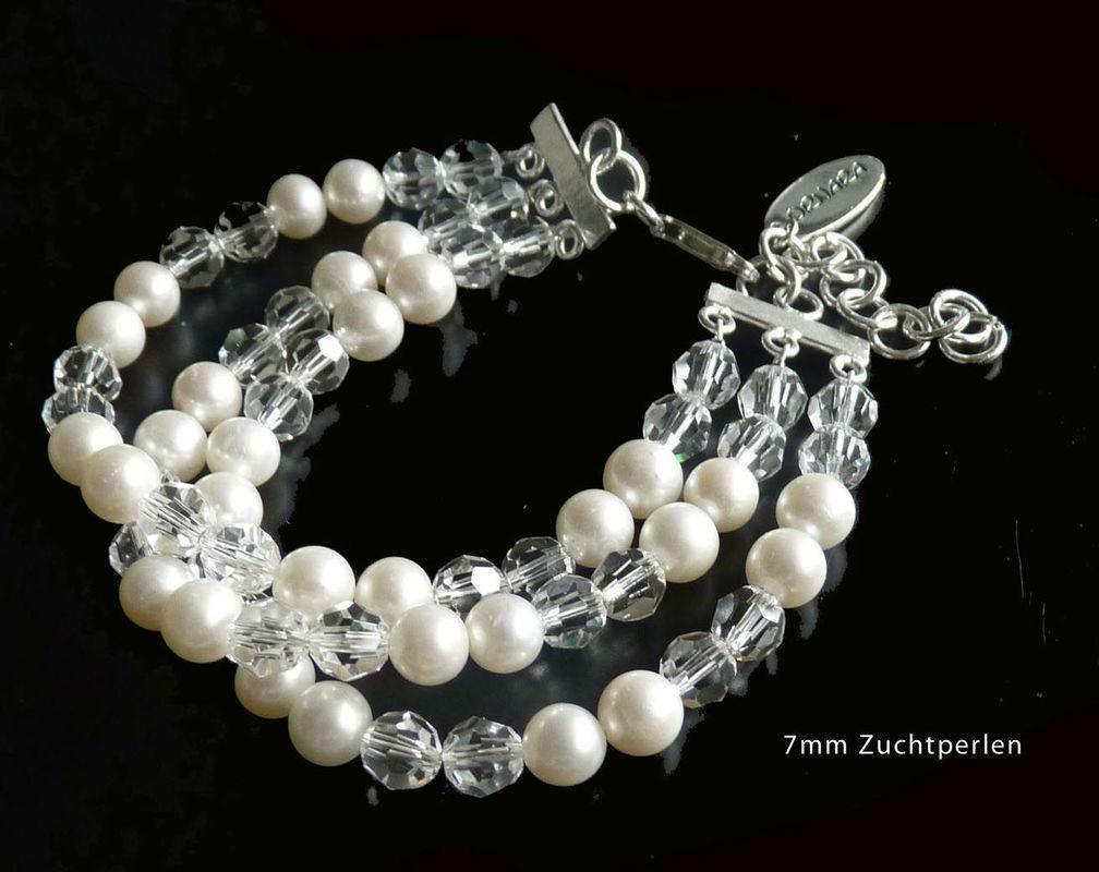 Beispiel: Armband Hochzeit - Eigenmarke Ornara  ®
