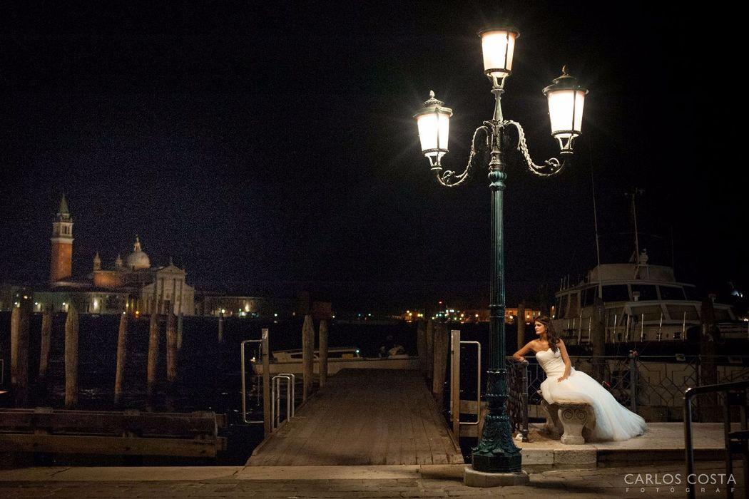 Muelle de Venecia, Postboda