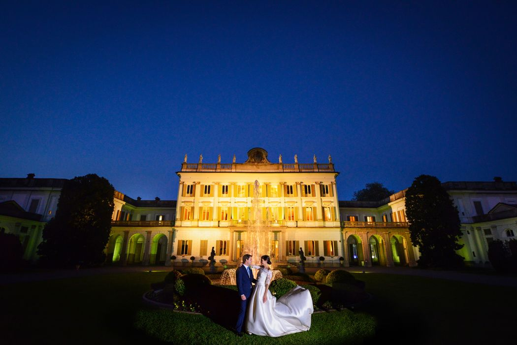 wedding villa borromeo