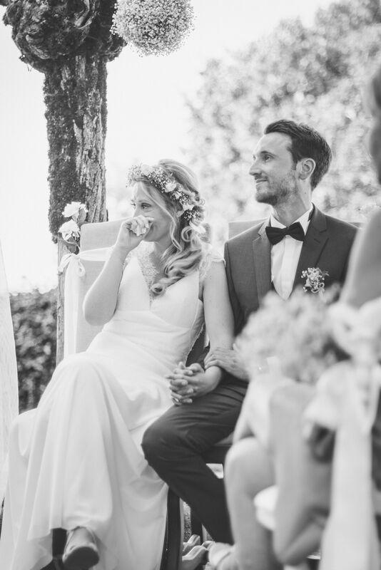 Bonjour Love - свадьба во Франции