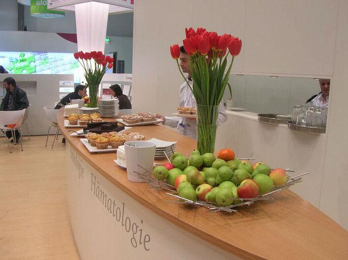 Beispiel: Ihr Hochzeitsspecial vom Proficaterer, Foto: Floris Catering.