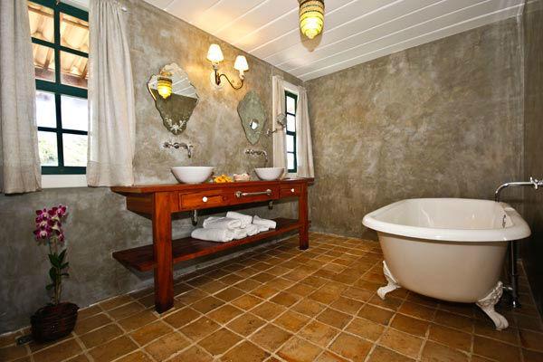 Banheiro vitoriano - Suite Master Bardot