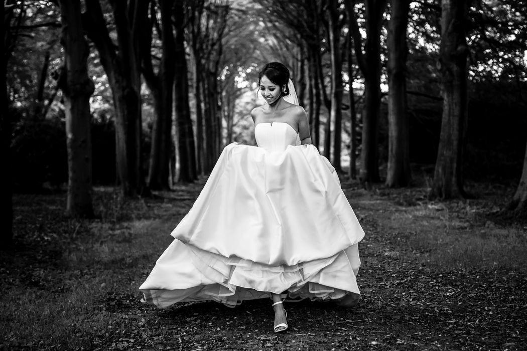Peter Van der Lingen - Fine Art Weddings