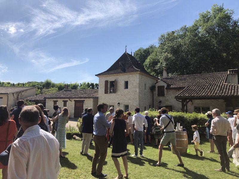 Moulin des Sandaux, Bypatey