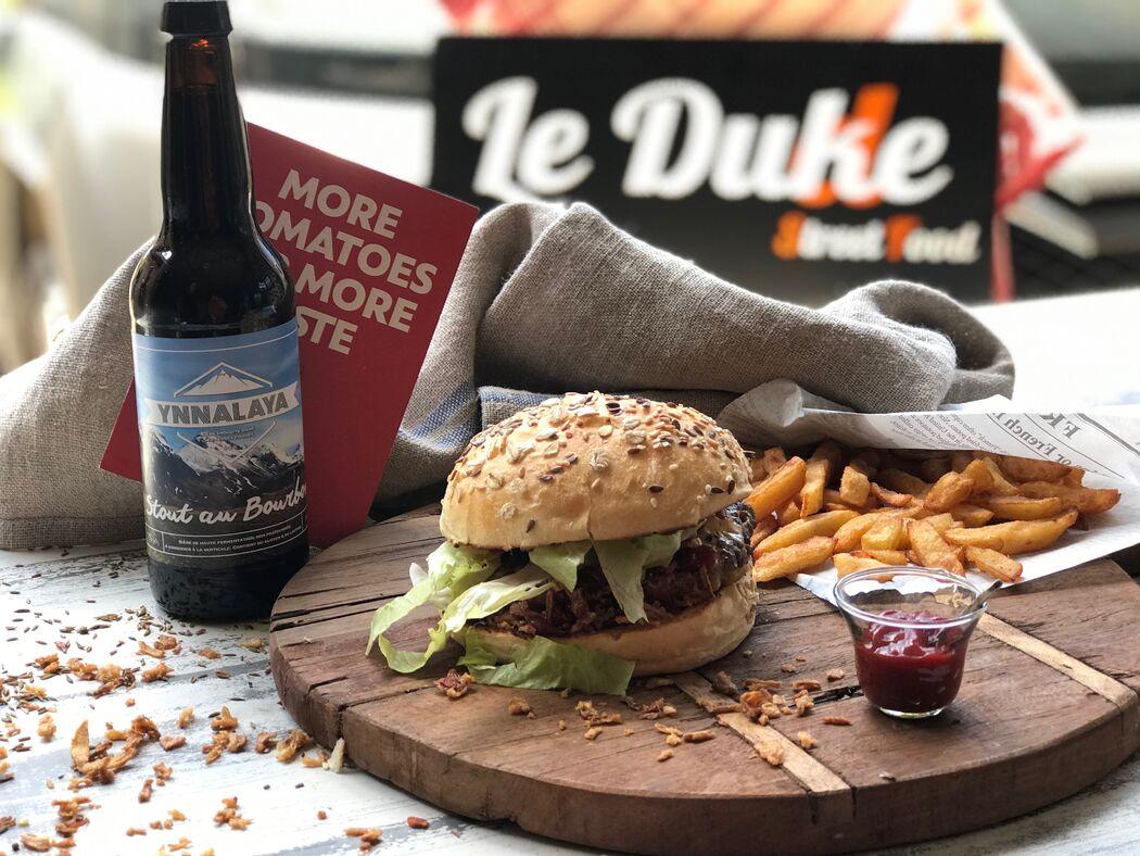 Le Duke Burger Food Truck