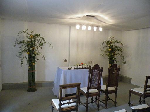 Beispiel: Genügend Platz für Ihre Hochzeit, Foto: Die Träumerei.