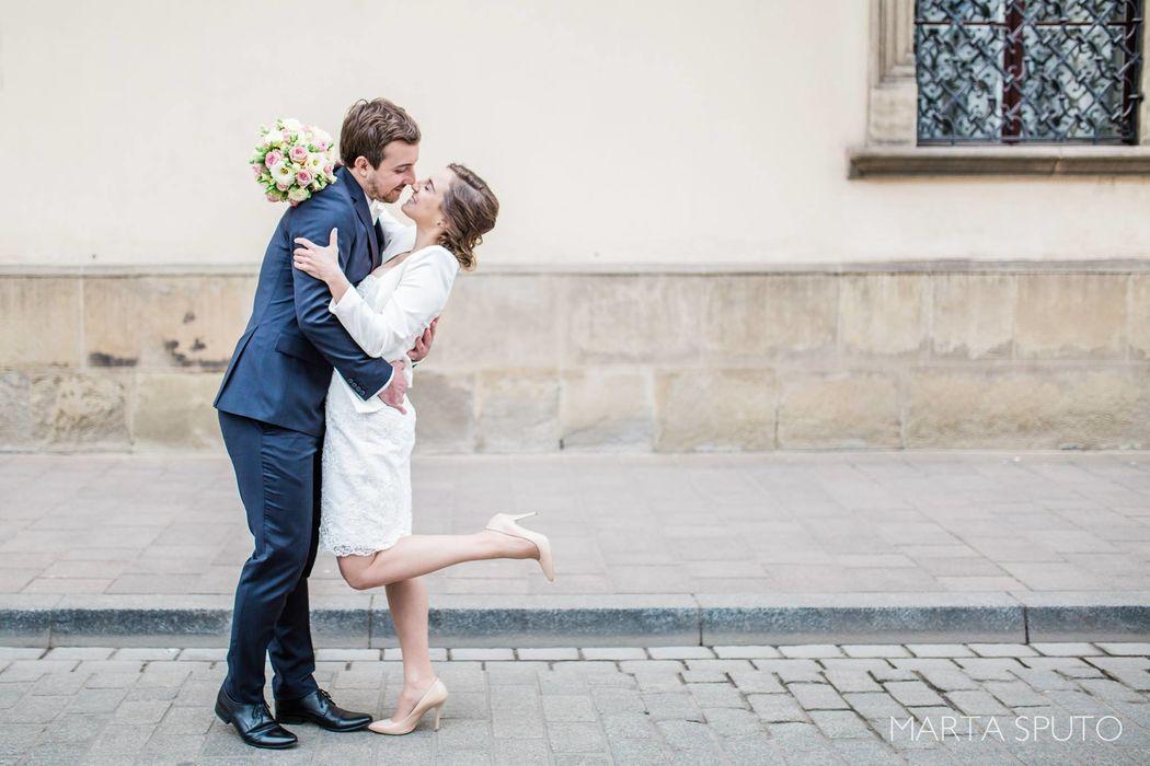 Asia i Marek | Ślub w Krakowie