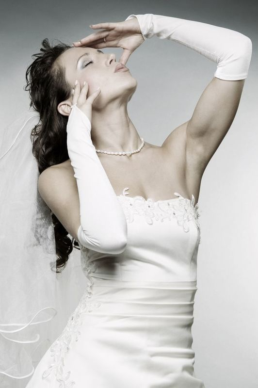 Robe de mariée couture BELLA