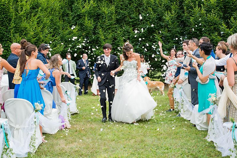 Matrimonio civile alla Locanda delle Antiche sere