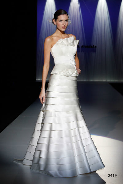 Patricia Avendaño colección 2011