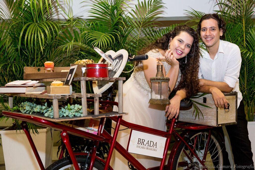 Seus convidados vão adorar nossa foodbike!