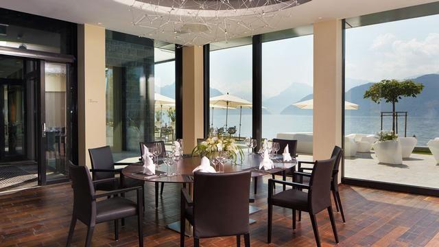 Beispiel: Restaurant, Foto: Campus Hotel Hertenstein.