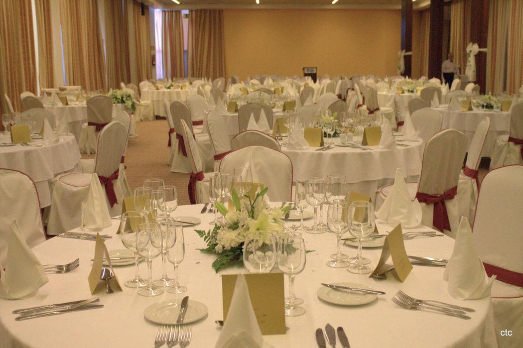 Salón Banquete