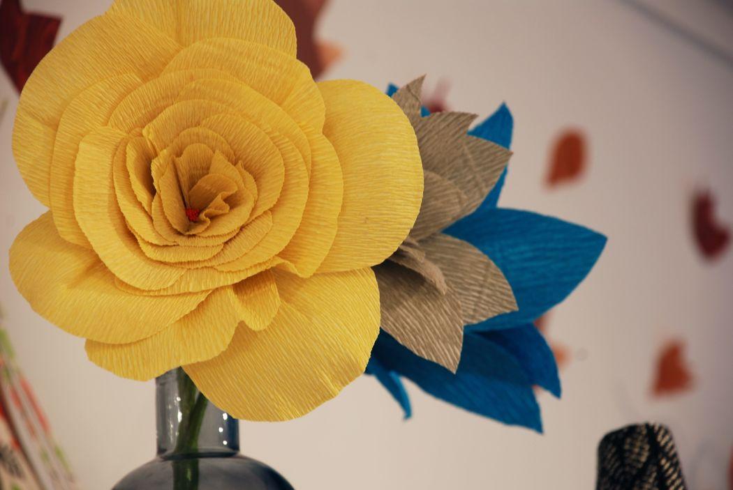 Home Sweet Brocante, fleur XXL