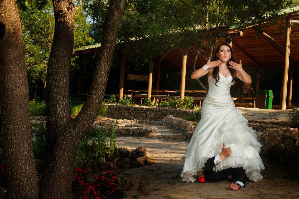 Fotografía de Bodas, Trash The Dress, Parue Chipinque, monterrey nuevo Leon   Alex mendoza, Chihuahua