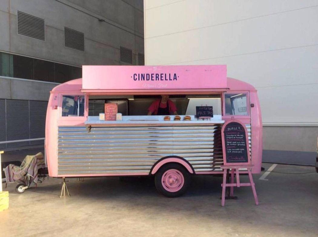 Cinderella Foodtruck