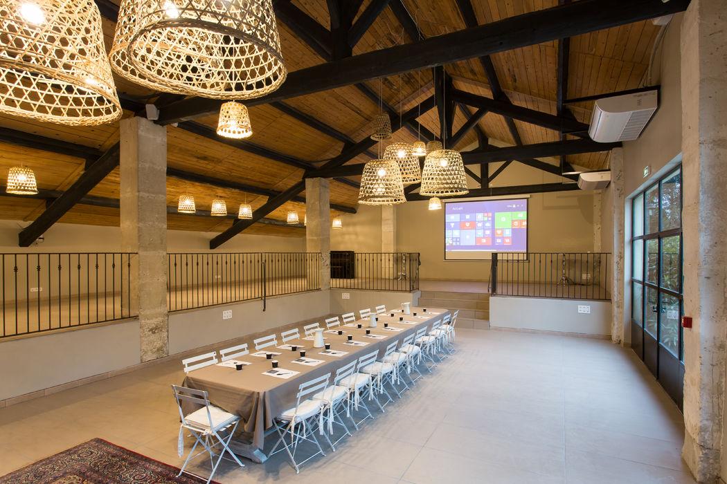 Salle de réception Mas d'Arvieux